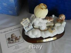 2004 Precious Moments Limited Edition Premier Collection 4001574 We Fix Souls