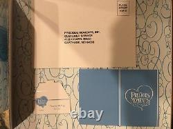 2007 Precious Moments DISNEY You Are My Cup of Tea 790016D MIB DEBUT DATED