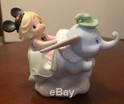 2008 Disney Dumbo Exclusive Precious Moment Spread Your Wings and Dream