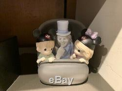 2019 D23 Expo Precious Moments Haunted Mansion 50th Doom Buggy Phineas Figurine