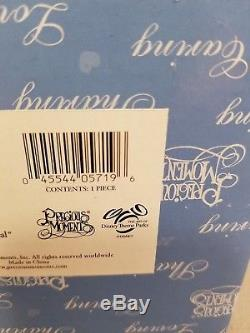 DISNEY PRECIOUS MOMENTS MAKE EVERYDAY MAGICAL 4004159 1ST 1000 WithRARE STAMPING