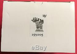Disney Land 60 Anniversary, 60 Years Of Happiness Precious Moments -new
