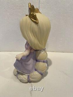 Disney Princess Rapunzel Showcase Figurine Precious Moments Let Your Light Shine