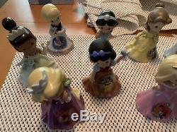 Disney Princesses Precious Moments