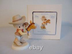 Disney Toy Story Precious Moments 2009 Rounding Up A Gang Full Of Fun #920003