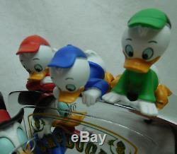 Figurine Disney Precious Moments 173702 Duck Tales Money Bank Scrooge McDuck