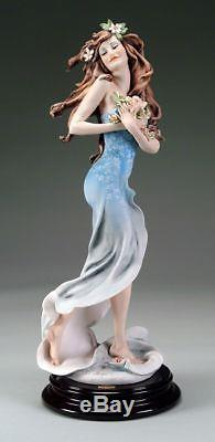 Giuseppe Armani Muse of Spring Figurine 2062C