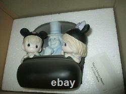HAUNTED MANSION / PRECIOUS MOMENTS Doombuggy 50th Disney Figurine PHINEAS