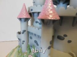 Hamilton Collection Precious Moments Ultimate Disney Princess Castle