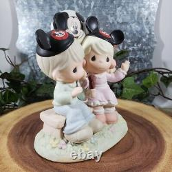 Happiness Is Best Shared Together Precious Moments Disney Event Piece 4004156