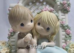 Limited Edition Precious Moments I'm Forever By Your Side #910053 Wedding MIB