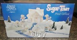 Lot of Precious Moments Sugar town Figurines & Sets Lots of extras