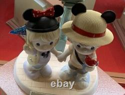 NEWDisney World Precious Moments Youre My Main Attraction Exclusive Figurine