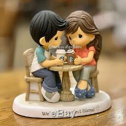 NEW 2019 Starbucks Singapore Precious Moments We're The Perfect Blend Figurine