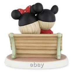 NEW Disney World Precious Moments Making Memories on Main Street USA Figurine