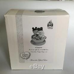 NEW Precious Moments Boy and Girl It's A Tea-riffic Day to Be With You Figurine