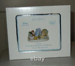 PRECIOUS MOMENTS DISNEY MICKEY & MINNIE MOUSE Camping Tent Girl/Boy149301/149302