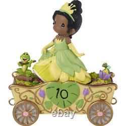PRECIOUS MOMENTS Disney PRINCESS BIRTHDAY TRAIN set of 13 NEW