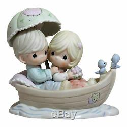Precious Moment 2006 LE Figurine 610071 My Dream Boat