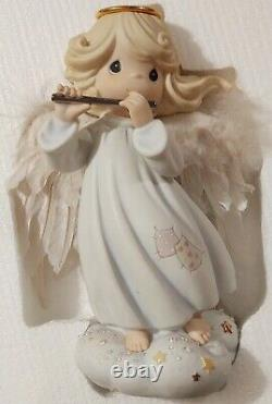 Precious Moments 10 Angel It Came Upon A Midnight Clear Tree Topper 928585
