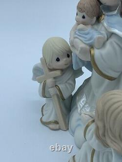 Precious Moments 181011 Peace Be With You Direct Exclusive Figurine