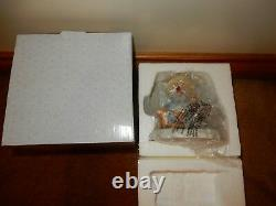 Precious Moments 181109 Deluxe Inspirational Angel Musical Figurine Brand New