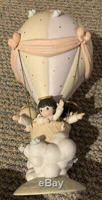 Precious Moments 1999 Members Only Figurine He Watches Over Us All