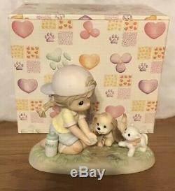 Precious Moments 2003 Fun Club Figurines Complete Set WithExclusives New