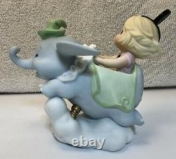 Precious Moments 790015D Disney Spread Your Wings And Dream Dumbo 2007 NIB