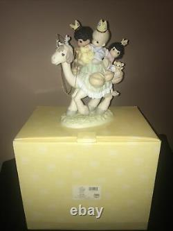 Precious Moments 9 We Would See Jesus Chapel Exclusive 1,500 Christmas Nativity