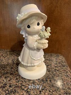 Precious Moments 9 figurine Love Grows Here