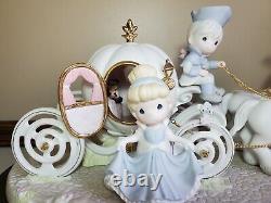 Precious Moments A Wonderful Dream Come True Cinderella Le Huge Local Pickup
