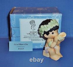 Precious Moments Aloha Kakou A Pau 2005 Hawaii Event Exclusive 4003249 NIB