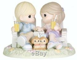 Precious Moments Always Be By My Side Figurine, New, Free Shipping