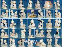 Precious Moments Assorted lot of 15 BETTER Pcs Mint, No Box (SP 1004)