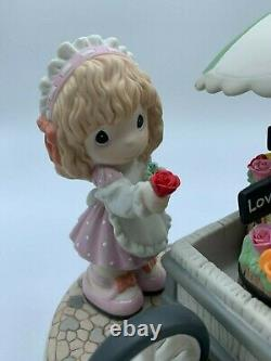 Precious Moments Blooming with Friendship for 40 Years Limited Edition 189701