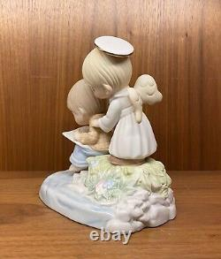 Precious Moments Chapel Event Exclusive Rare, Love Goes On Forever