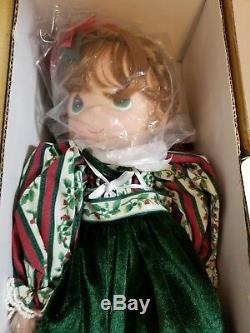 Precious Moments Company Doll Collection