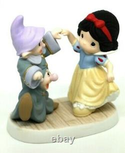 Precious Moments DANCE YOUR HEART OUT 202034 Disney Snow White And Dwarfs Dopey