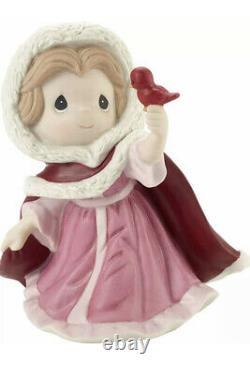 Precious Moments DISNEY Beauty & the Beast Friends Like You 201065 NIB Figurine