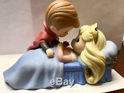 Precious Moments DISNEY Believe in the power of true love 910059 Sleeping Beauty