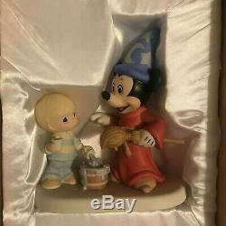 Precious Moments Disney A Magical Moment To Remember 890049 NIB