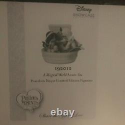 Precious Moments Disney A Magical World Awaits You ALADDIN & JASMINE LE 192012