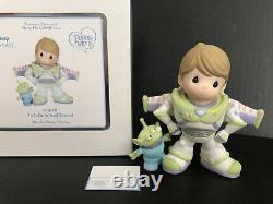 Precious Moments Disney Buzz Lightyear To Infinity And Beyond 113028 Showcase