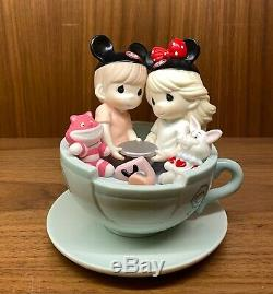 Precious Moments Disney Its A Tea-riffic Day To Be With You, Signed by Hiko