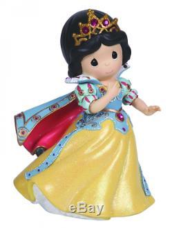 Precious Moments, Disney Showcase Collection, Girl As Snow White, Resin Rotating
