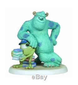 Precious Moments Disney Showcase Collection Lean On Me Bisque Porcelai. NO TAX