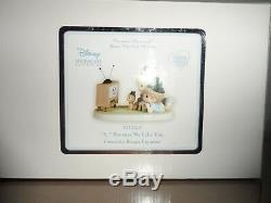 Precious Moments Disney Showcase Collection-New in Box Y, Because We Like You