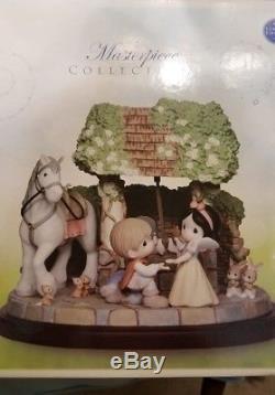 Precious Moments, Disney Showcase Collection, You Are My Wish Come True, Bisq