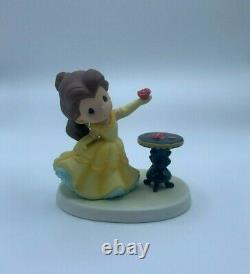 Precious Moments, Disney Showcase, He Loves Me, Bisque Porcelain, 143020